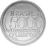 moeda de cruzeiros