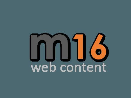 logo m16