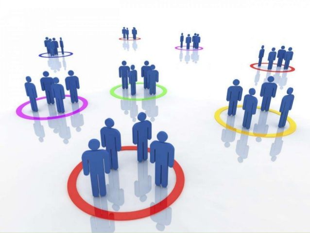 grupos população